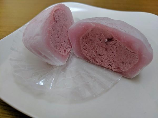 凍らせてもおいしい苺わらび