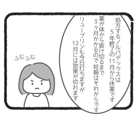 休薬スケジュール5