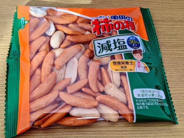 亀田の柿の種 1個包装 約30g