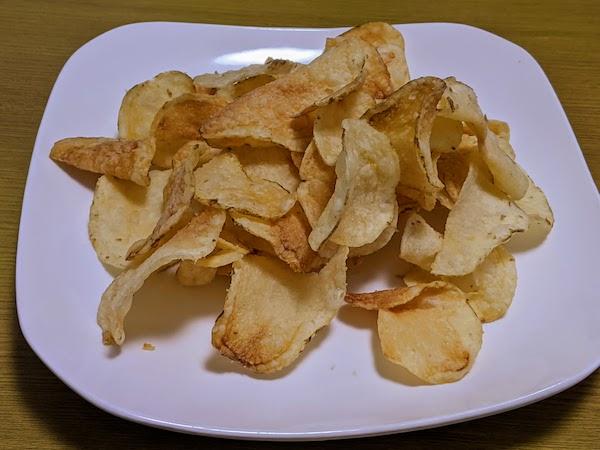 湖池屋プライドポテト芋まるごと食塩不使用