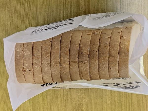冷凍 越後の食パンは12枚入り