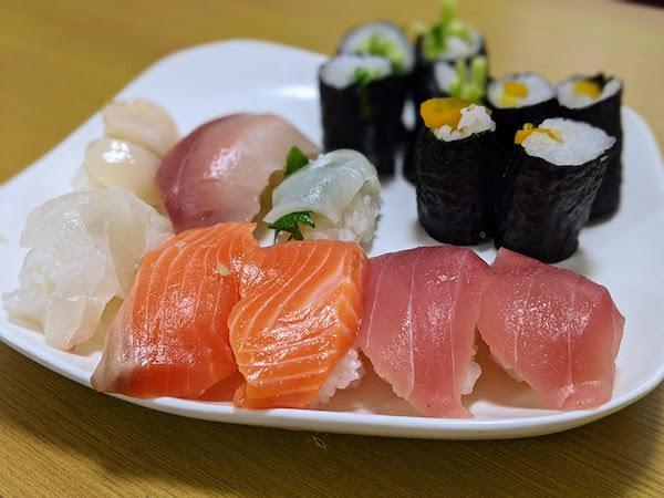 低たんぱく寿司