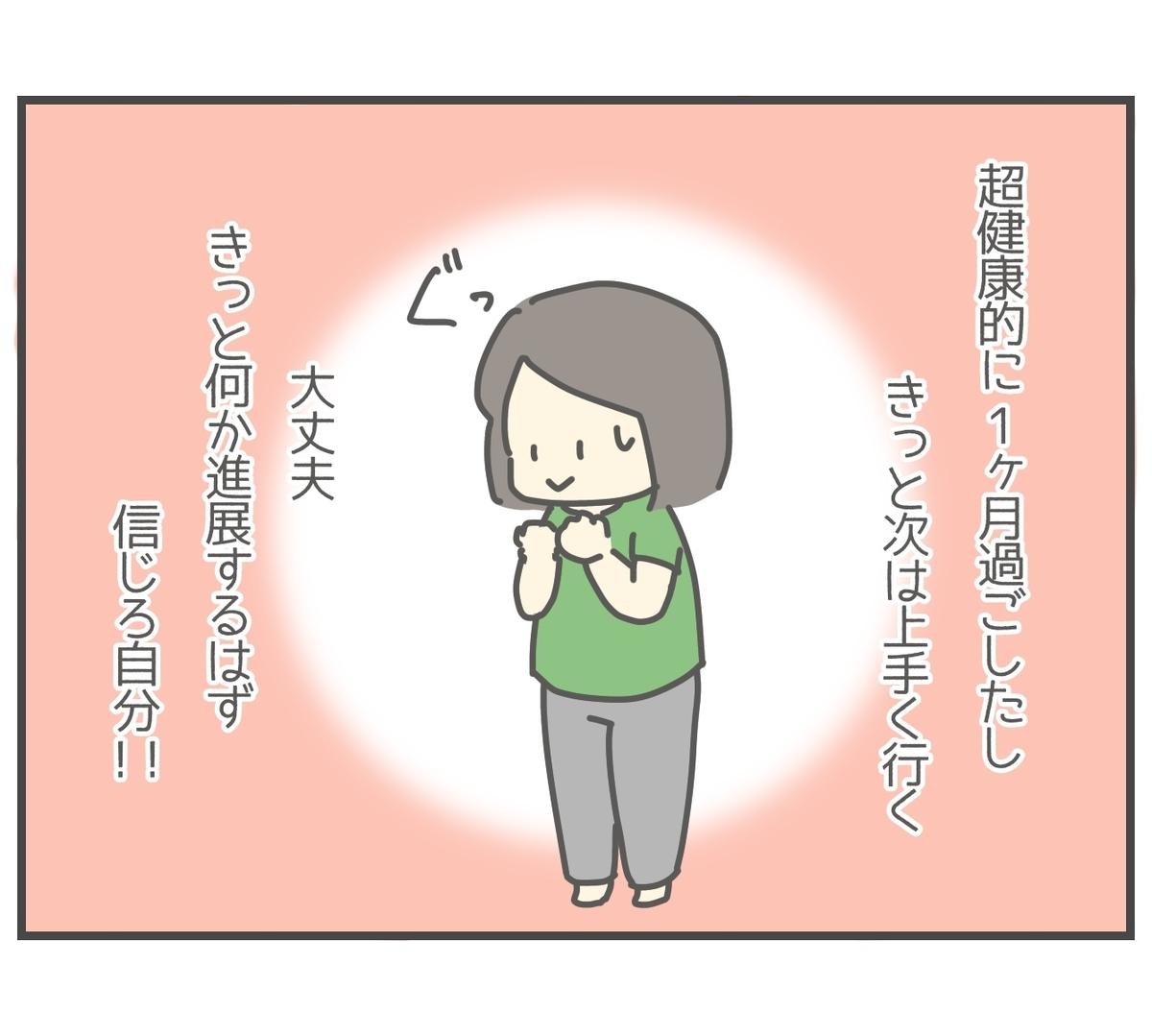 ダイエット強化月間5