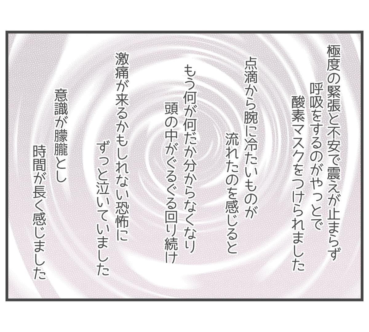 朦朧とする意識2