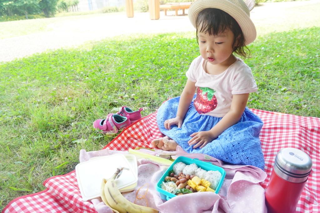 子どもとピクニック