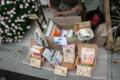 [第8回一箱古本市]5月3日タビノトリカゴ書店@猫町カフェ29