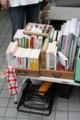 [第8回一箱古本市]5月3日マツリカ文庫@往来堂