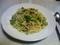 アサリと春キャベツのスパゲッティー