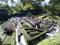 旧古河庭園 洋館の前庭(西洋庭園)