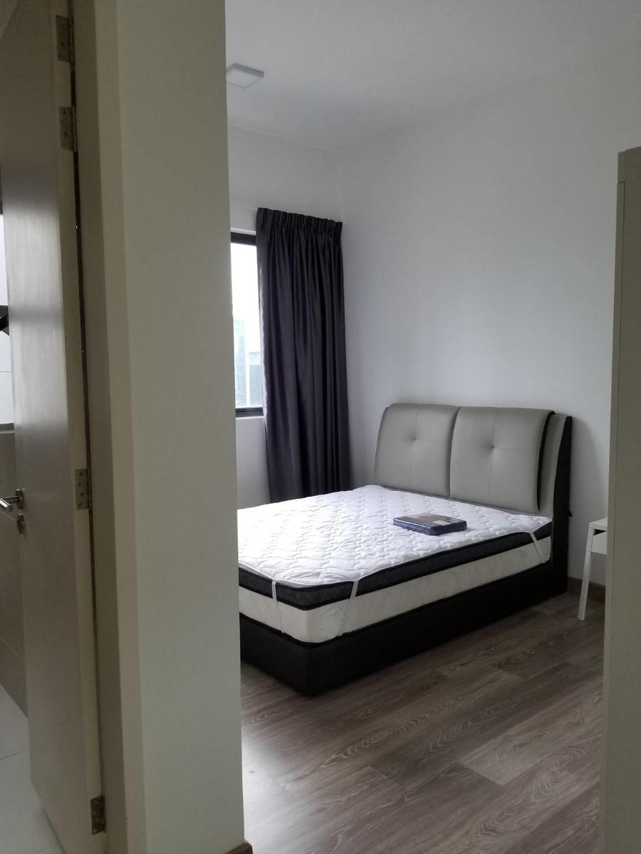 マレーシア コンドミニアム 寝室