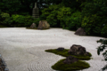 京都新聞写真コンテスト 建仁寺の枯山水