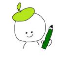 りんご星人