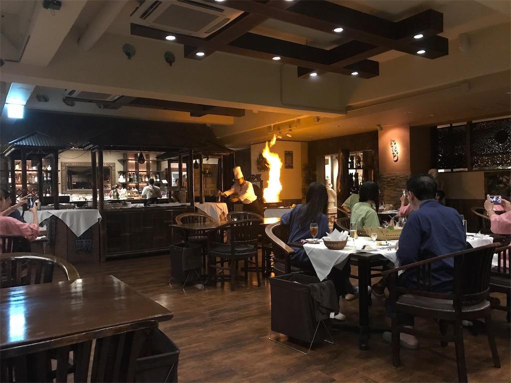 レストランレストラン風景