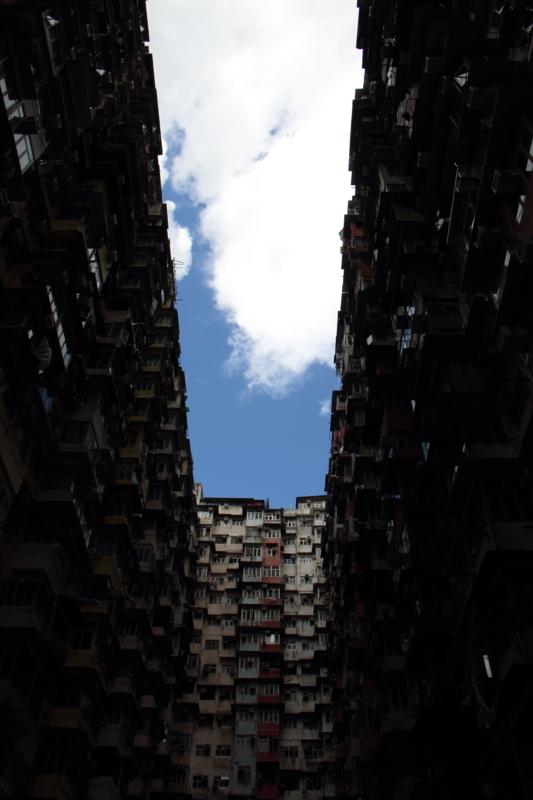 益昌大廈の風景