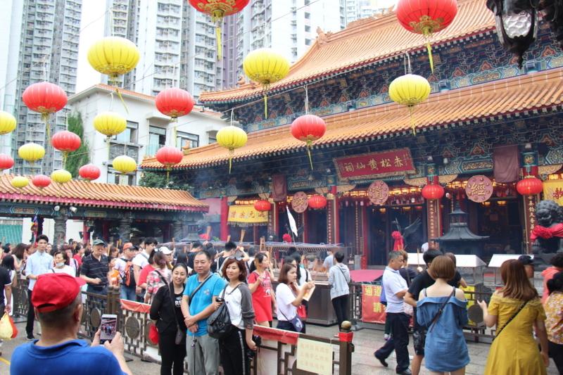 寺院の写真