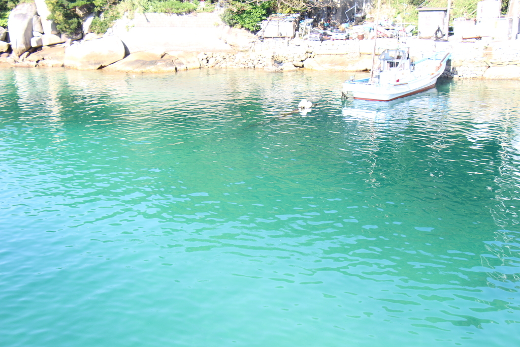 高知県 柏島 まるで船が宙に浮いてるように見える幻想的な海へ行ってみた