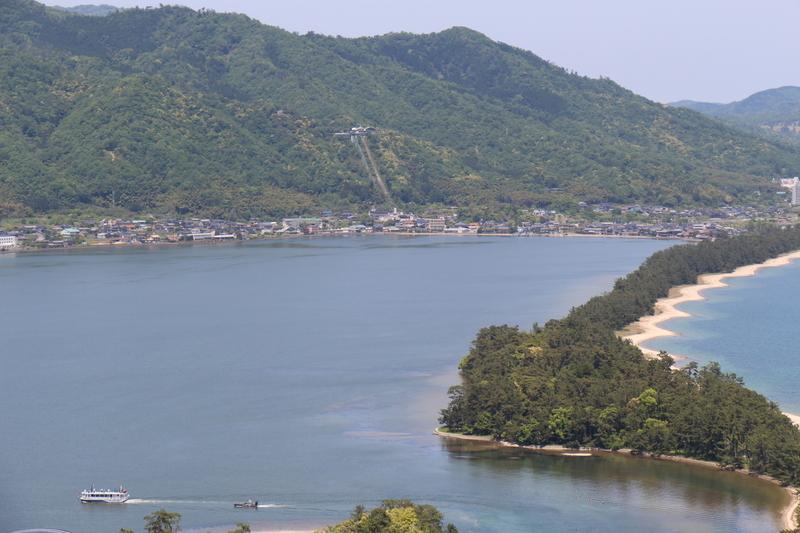 日本三景「天橋立」は想像以上に感動できる光景が広がっていた