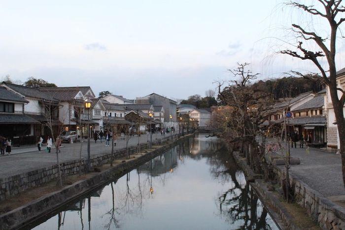 岡山の倉敷美観地区 情緒あふれる歴史的な町をカメラ片手に歩いてみた