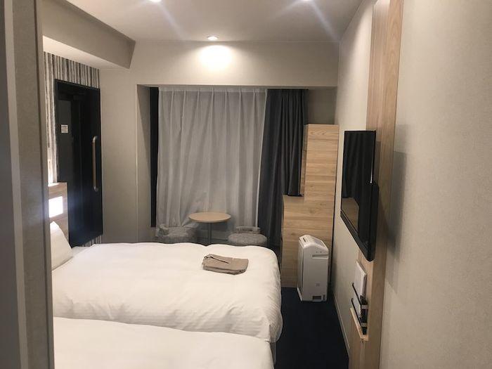 ホテルWBF五条大宮 客室
