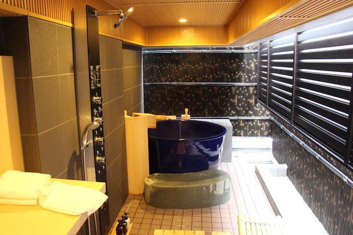 ホテルWBF五条大宮 壺風呂