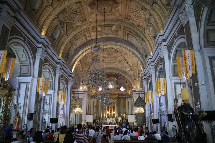 サン・アグスティン教会