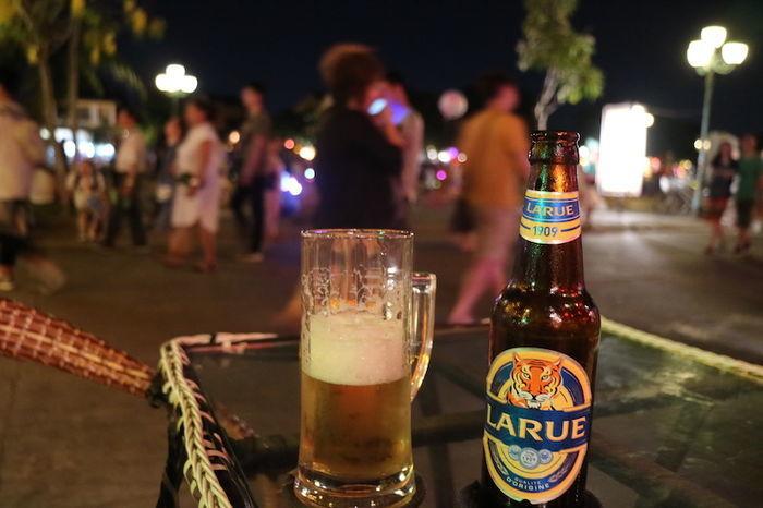 ホイアン ビール