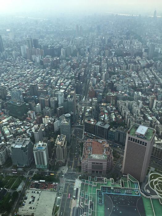 台北101 展望タワー