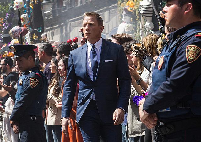 「007 スペクター」ジェームズ・ボンド