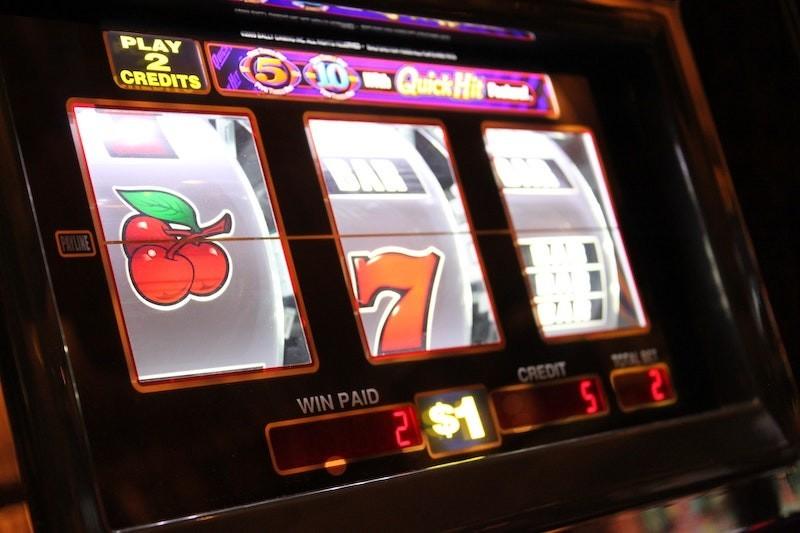 ギャンブルの様子
