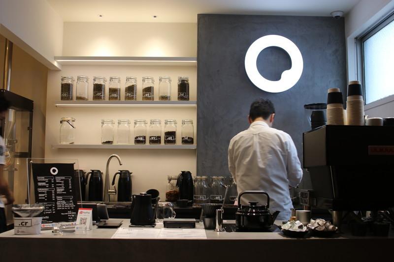 京都 KANONDOコーヒー