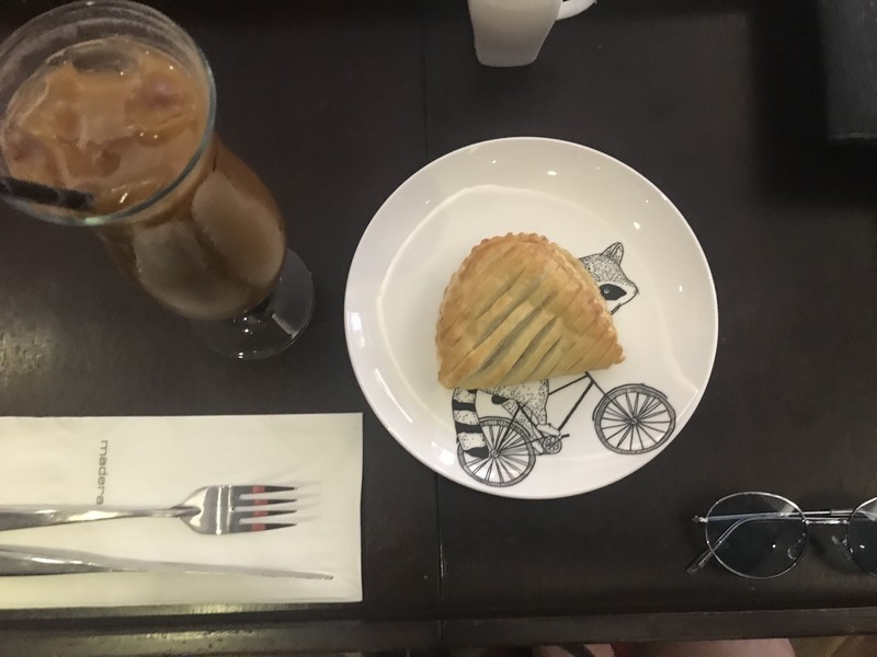 ホテルマデラホンコン朝食