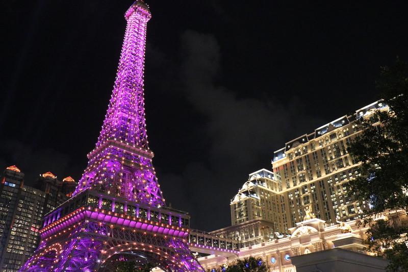 パリジャン・マカオ 5つ星ホテルパリに行った気になれるホテルへ泊まってみた