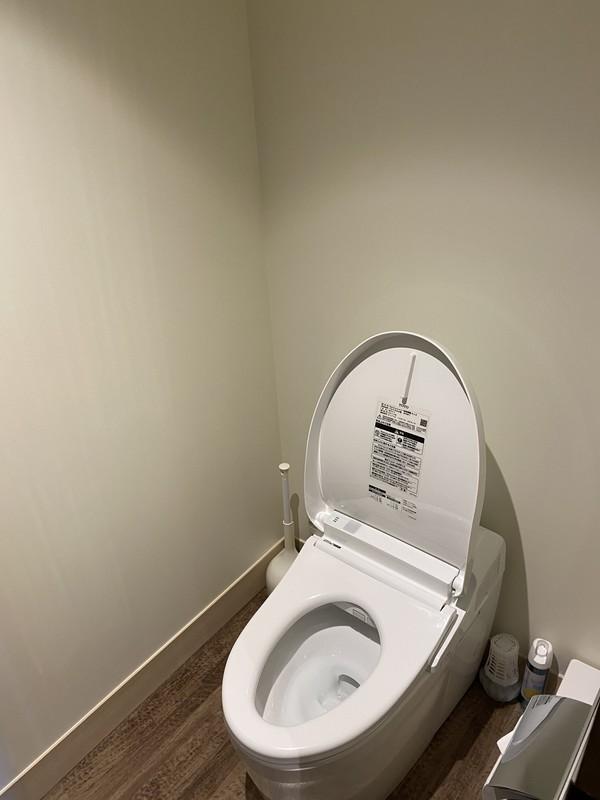 ミコノルカゾーンの部屋シャワールーム