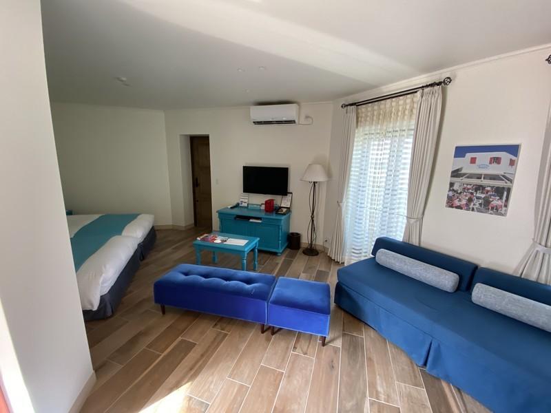 志摩地中海村のミコノルカゾーン部屋