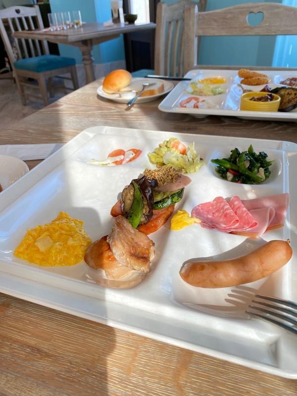 志摩地中海村の朝食バイキング「アスール」