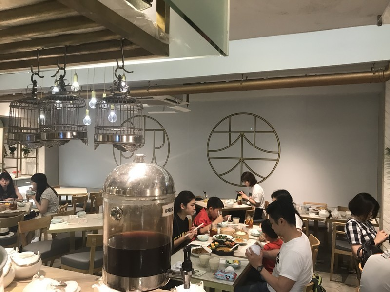 香港の飲茶「YUM CHA」