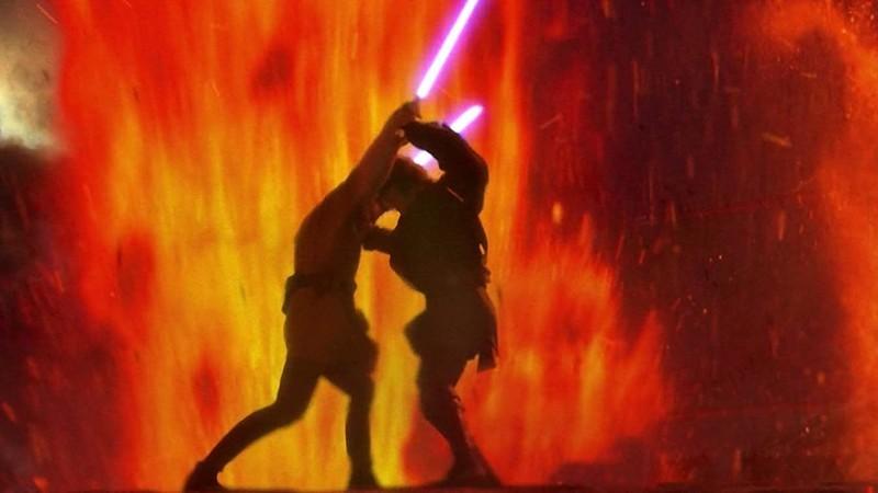 スターウォーズⅢ シスの復讐の最終決戦