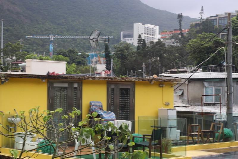香港リゾート地の赤柱(スタンレー)