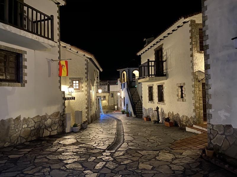 志摩地中海村のもうひとつの魅力でもある満点の星空