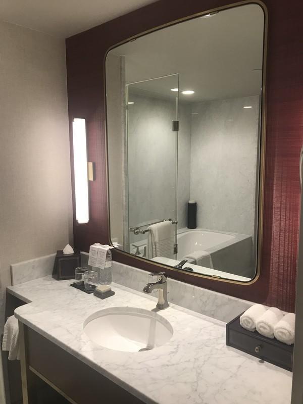パリジャン・マカオのバスルーム・トイレ