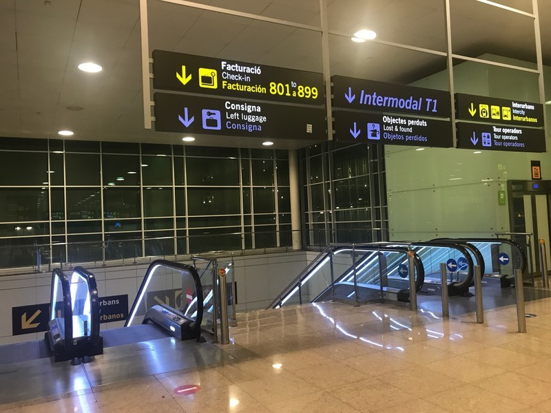 バルセロナ・エル・プラット空港で荷物を預ける場所・方法を解説【荷物預かり所】