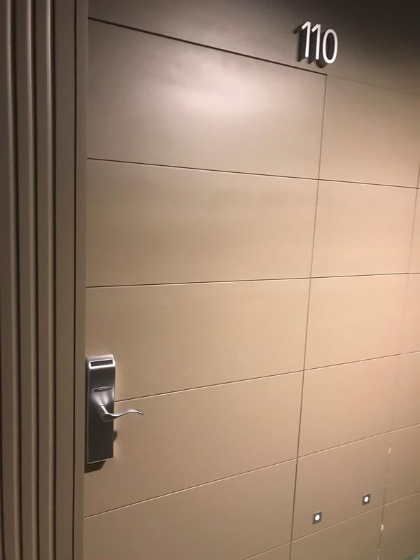 バルセロナエアポートホテルの部屋