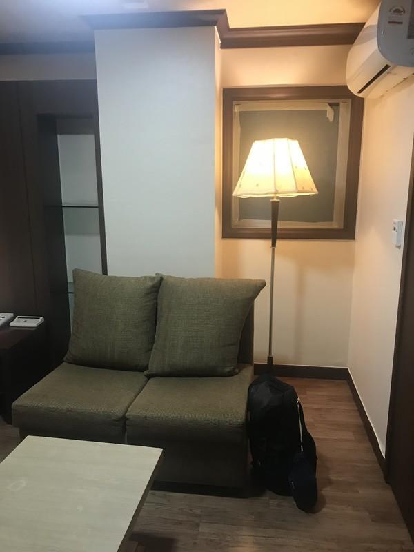 ホテルゼウメスIncheon Airport Hotel Zeumes部屋内の様子について