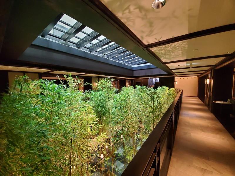 京都悠洛ホテルMギャラリーの館内の紹介