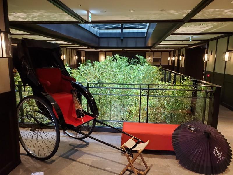 京都悠洛ホテルMギャラリーフロント
