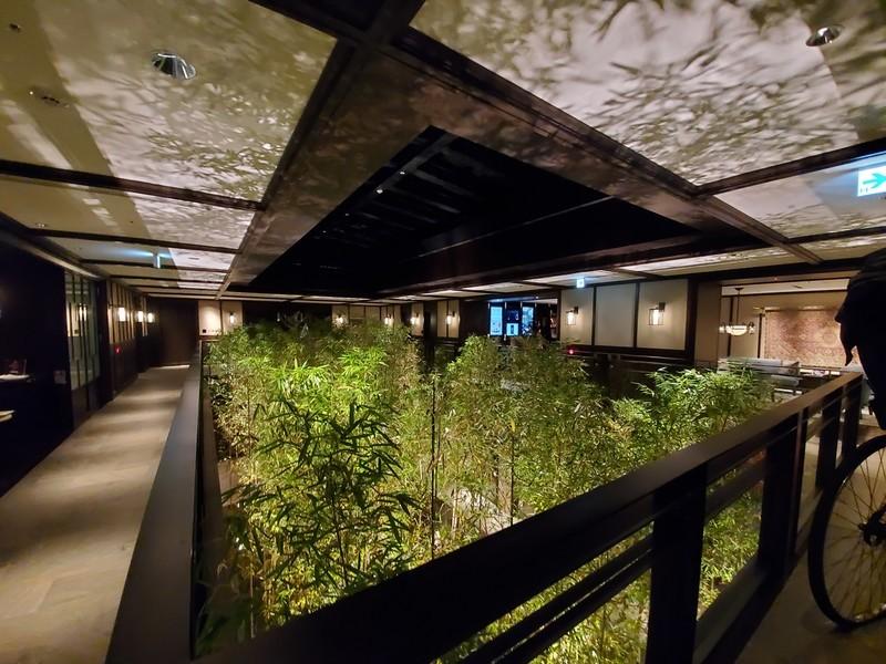 京都悠洛ホテルMギャラリー