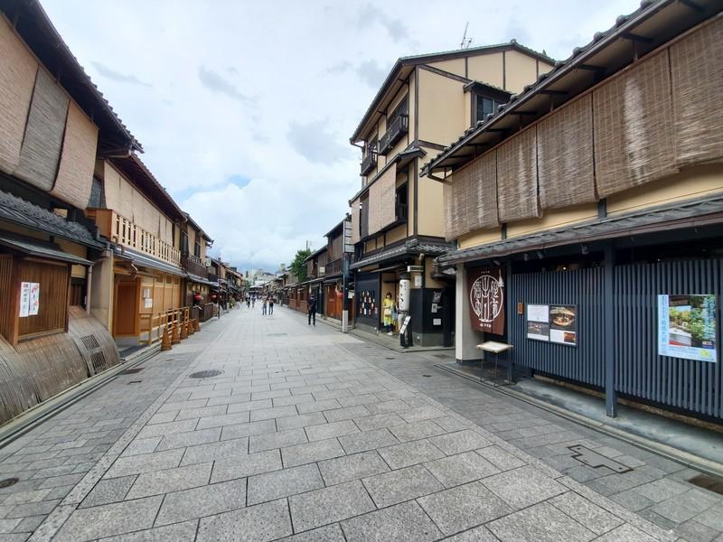 京都 「侘家古暦堂」の周辺