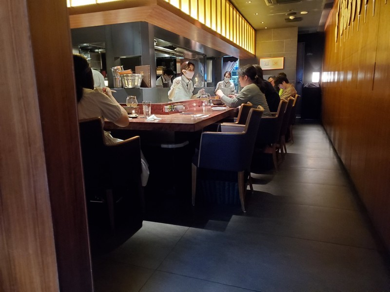 京都 「侘家古暦堂」内観