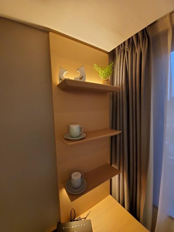 ニッコースタイル名古屋のデラックスキングルームのお部屋