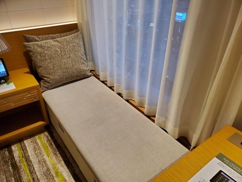 名古屋JRゲートタワーホテルのスーペリアツインルーム